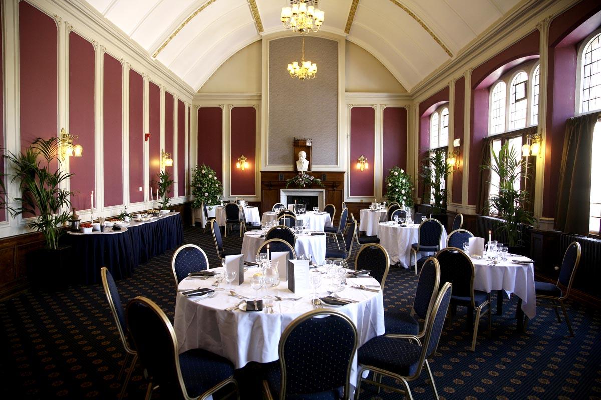 Teviot dining room