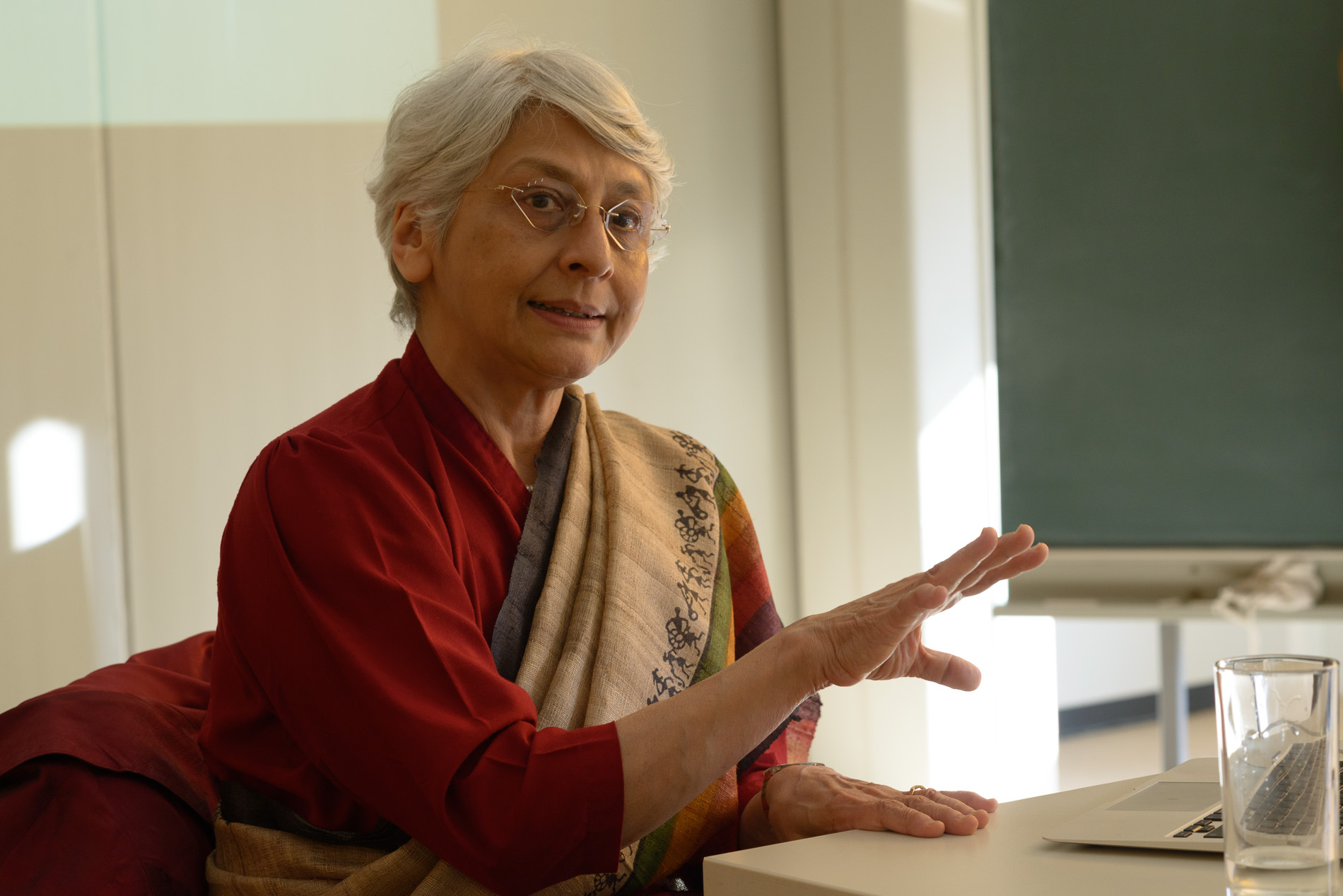 Prof. Aditi Lahiri (Oxford) to give first AMC Biennial Lecture